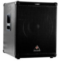 Sub Grave Frontal passivo com 600W RMS e alto-falante de 15 polegadas  Antera  LF1000F -