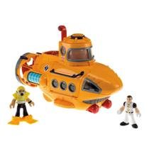 Submarino Aventura Imaginext N8270 Fisher Price