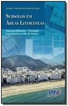 Subsolos em areas litoraneas - Pini -