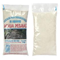 Substrato Para Aquários Aqua Pedras Cascalho de Rio N 00 -