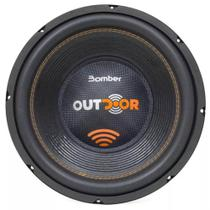 Subwoofer 12 Bomber Outdoor 500 Watts Rms 4 Ohms -