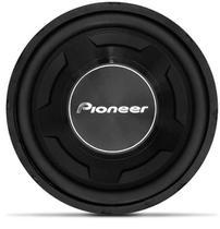 Subwoofer Pioneer 12 Pol 600w Ts-w3060br 350w Rms Cara Preta -