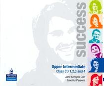Success upper intermediate class cd (4) - new - Pearson audio visual -