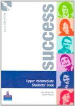 Success Upper Intermediate - Student Book Pack - Longman