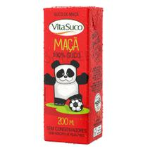 Suco Natural - 200ml (Kids) - Maçã - Vita Suco - Cx 27un -