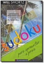 Sudoku para aproveitar a praia - Fundamento