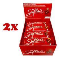 Suflair Chocolate Nestlé  2 Caixas Com 20 Unidades De 50g -