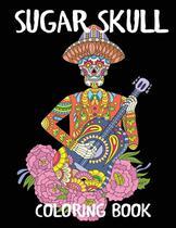 Sugar Skull Coloring Book - Dylanna publishing, inc.
