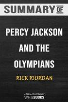 Summary of Percy Jackson and the Olympians - Blurb
