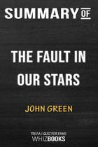 Summary of The Fault in Our Stars - Blurb