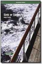 Summertown Readers - Upper-Intermediate - Sink or Swim + MP3 Audio - Cengage -