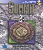 Summit 2a - Workbook With Take-home Super Cd-rom - Pearson (elt) -