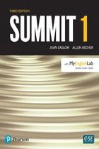 Summit 3Ed Student Book with Mel Level 1 -