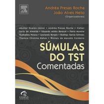 Súmulas do Tst Comentadas - Campus