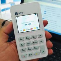 Sumup On - máquina de cartão de crédito -