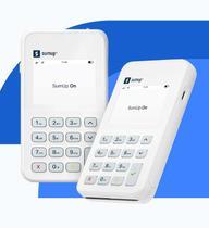 SumUp On Maquininha De Cartão  Wi-fi  Chip 3G  Não Precisa De Celular - CHIP VIVO - Pax