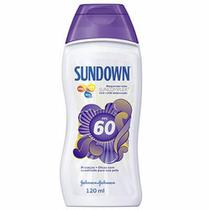 Sundown Protetor Solar FPS 60 120ml -