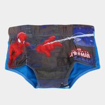 Sunga Infantil Tip Top Spiderman -
