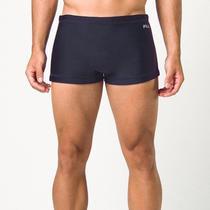 Sunga masculina boxer ii sm420017 - fila - marinho -