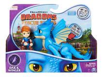 Sunny como treinar seu dragao rescue 1834b - dak e winger -