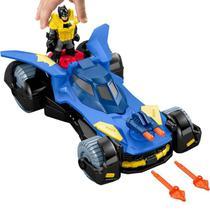 Super Batmóvel Imaginext - Mattel DHT64 -