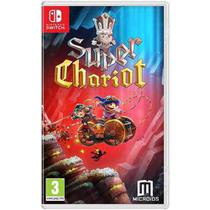 Super Chariot Nintendo Switch Midia Fisica -