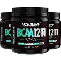 Super Combo 3 X Bcaa 12.1.1 800 G - Synthesize -