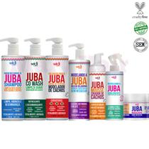 Super Combo Encaracolando Juba + Bruma Hidratante Widi Care -