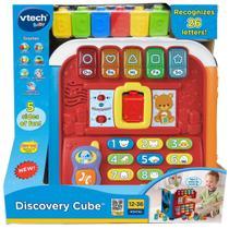 Super Cubo de Descobertas com Som e Luzes - Vtech -