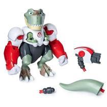 Super Dino Giant Dinossauro Lutador Articulado - Mutikids