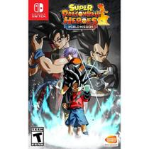 Super Dragon Ball Heroes: World Mission - Switch - Nintendo