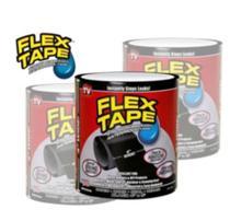 Super Fita Adesiva Reparos Flex Tape Cola Tudo 140x10cm - Zem