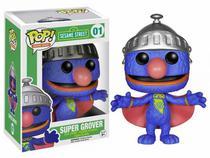 Super Grover - Sesame Street Vila Sésamo Funko Pop -
