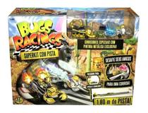 Super Kit Com Pista Arrancada Bugs Racing Completa - Dtc -