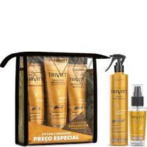 Super Kit Home care Hidratação Intensiva  (5 Produtos) - Trivitt -