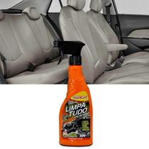 Super Limpador Limpa Tudo Luxcar 500ml Removedor de Sujeiras a Seco -
