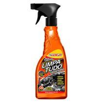Super Limpador Limpa Tudo Luxcar 500ml - Uso Interno A Seco -
