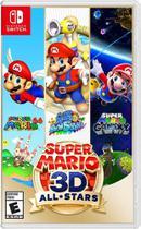 Super Mario 3D All Star Compatível SWITCH - Nintendo