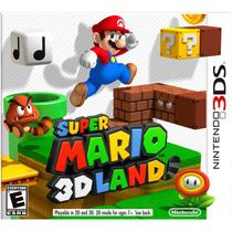 Super Mario 3D Land - 3Ds - Nintendo