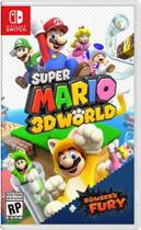 Super Mario 3D World + Bowsers Fury - Switch - Nintendo