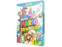 Super Mario 3D World p/ Nintendo Wii U - Nintendo