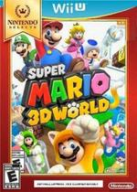 Super Mario 3D World - Wii U - Nintendo