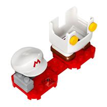Super Mario Fogo - Power Up - Lego -
