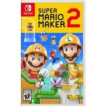 Super Mario Maker 2 - Switch - Nintendo