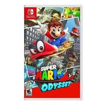 Super Mario Odyssey- Nintendo Switch -
