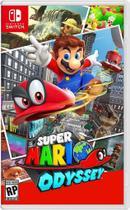 Super Mario Odyssey - Switch - Nintendo