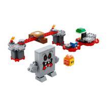 Super Mario - Revés das Lavas do Esmagão - Pacote de Expansão - Lego -
