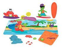 Super Massa Animais Surfistas Estrela 570g Original -