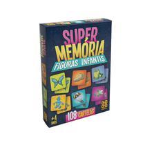 Super memória - figuras infantis - Grow