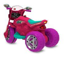Super Moto Gt Eletrica 6V Rosa - Bandeirante -
